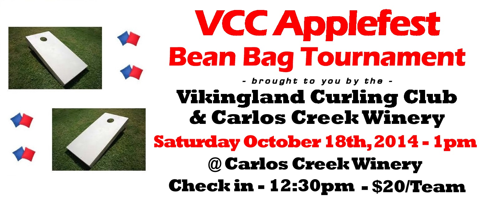 VCC Applefest Bean Tourney