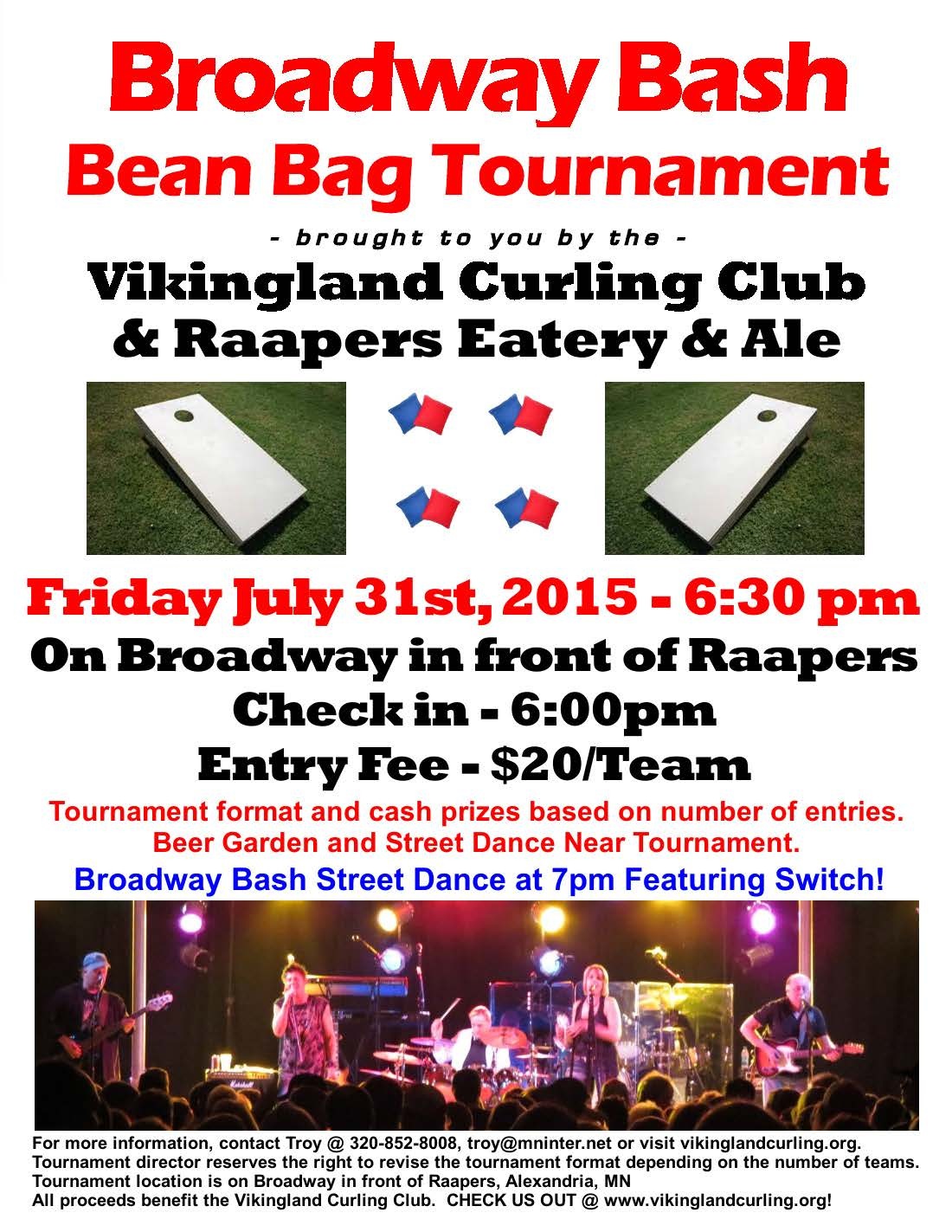 2015 VCC Broadway Party Bean Bag Tourney (2)
